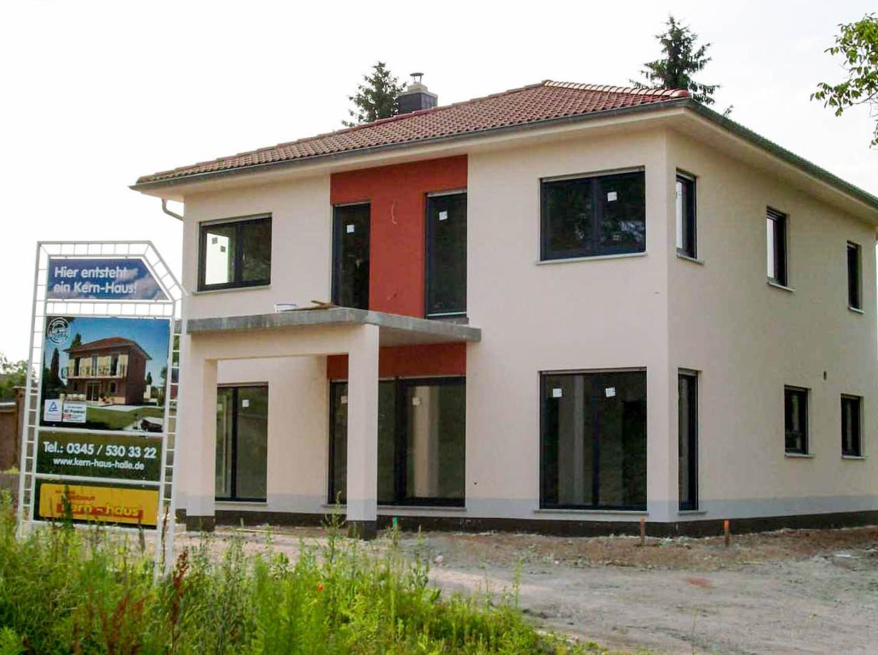 Bautagebuch Moderne Stadtvilla In Halle Dölau