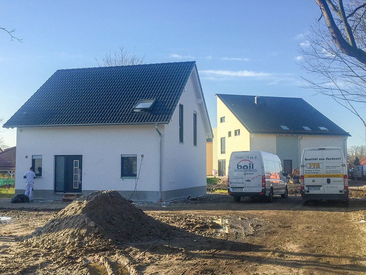 bautagebuch familienhaus mit panoramagaube in sommerfeld. Black Bedroom Furniture Sets. Home Design Ideas