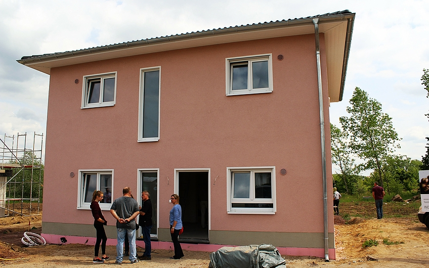 bautagebuch stadtvilla in magdeburg salbke. Black Bedroom Furniture Sets. Home Design Ideas