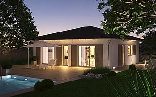 Singlehaus oder Paarhaus bauen | Kern-Haus