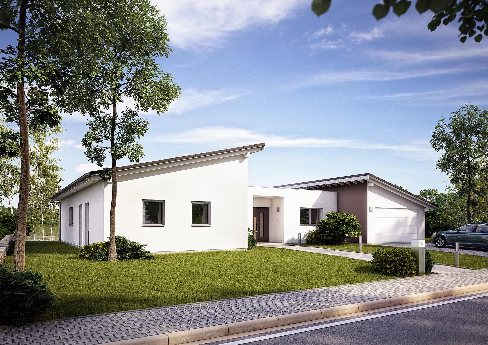 Bungalows In 2019 Design Ideas Grundriss Bungalow Kern Haus Und