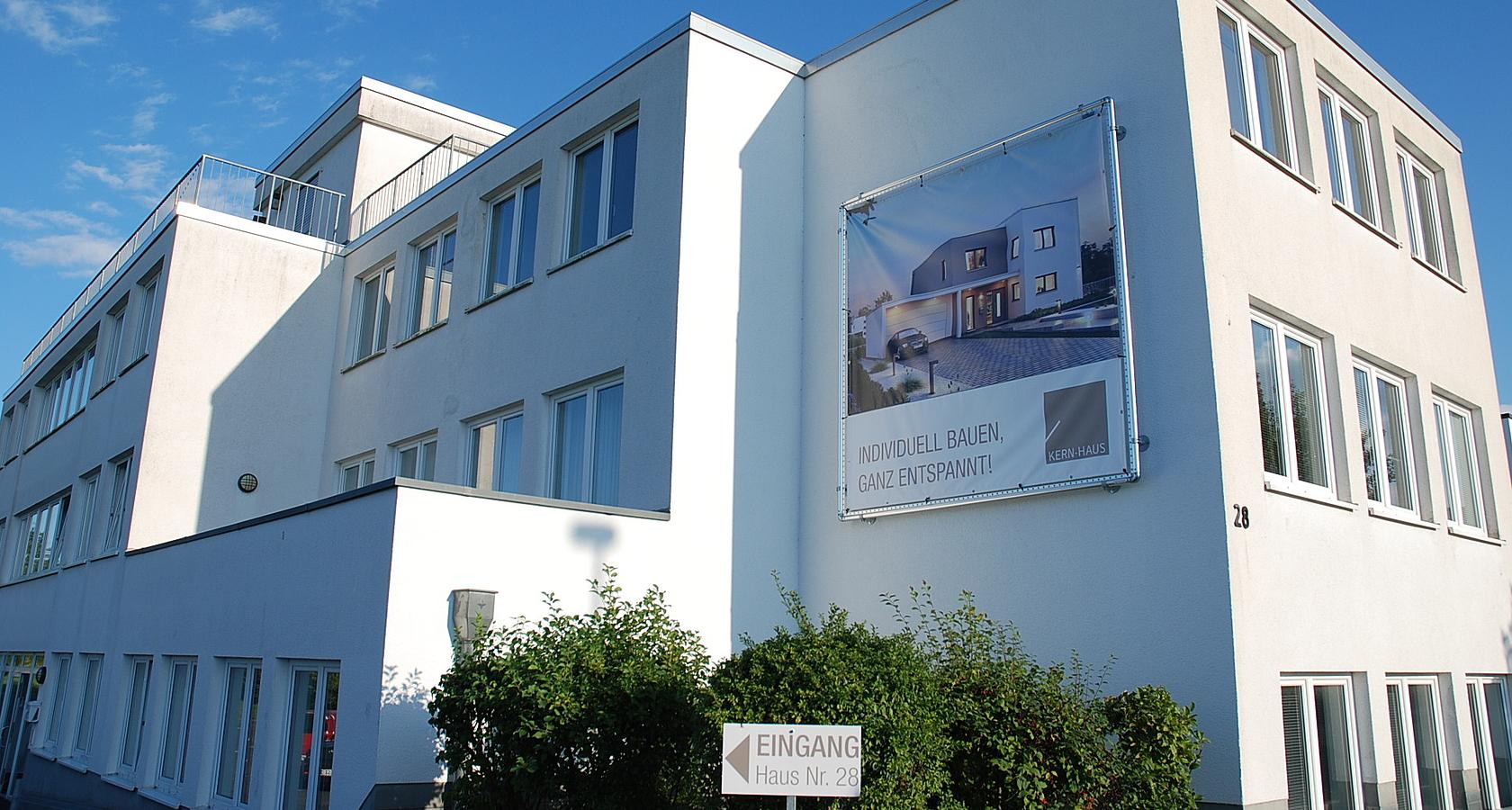 Massivhaus bauen mit Kern Haus Köln Bonn