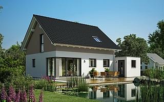 Einfamilienhaus - Bauen Sie Ihr Eigenheim   Kern-Haus