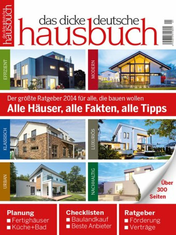 Kern Haus Das Dicke Deutsche Hausbuch 2014 Kern Haus Ist Dabei