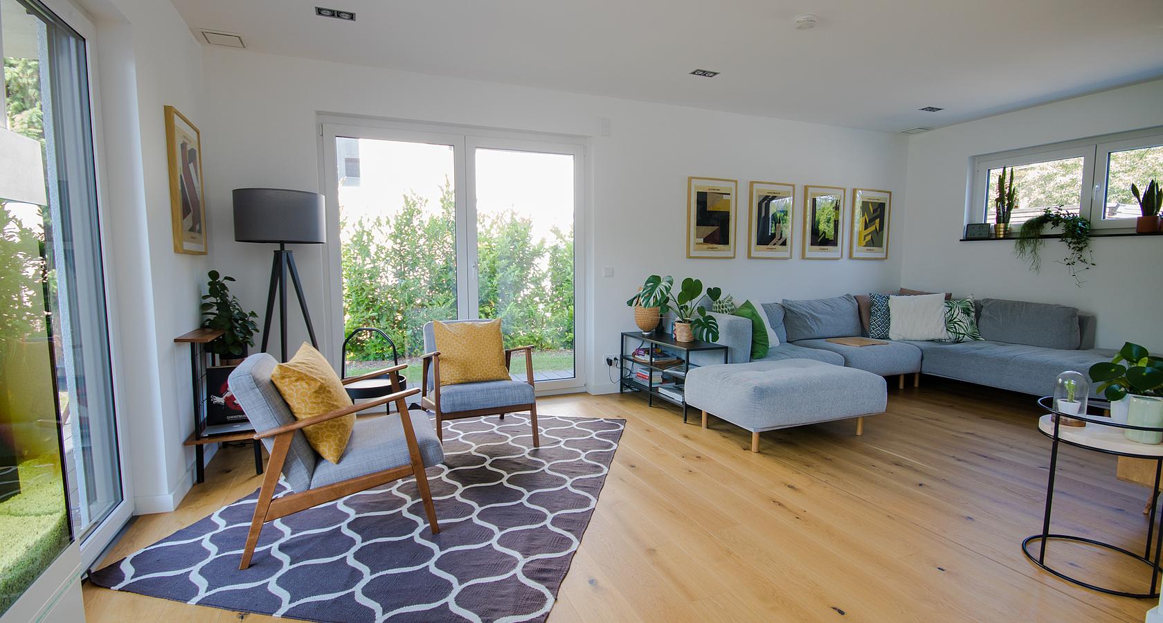 kern haus mit wow effekt und viel offenem lebensraum. Black Bedroom Furniture Sets. Home Design Ideas