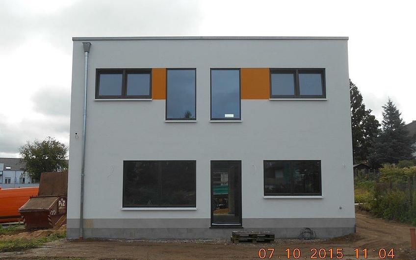 Bautagebuch Einfamilienhaus in Viersen Solferinostrasse