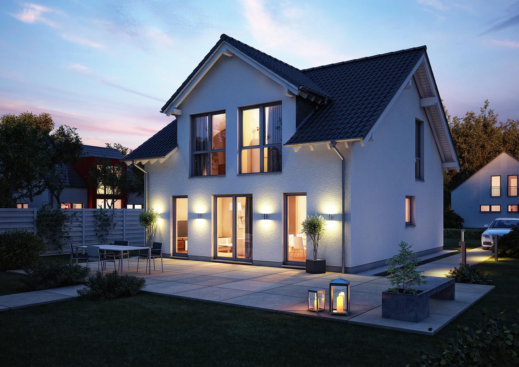 Familienhaus Komfort von Kern Haus