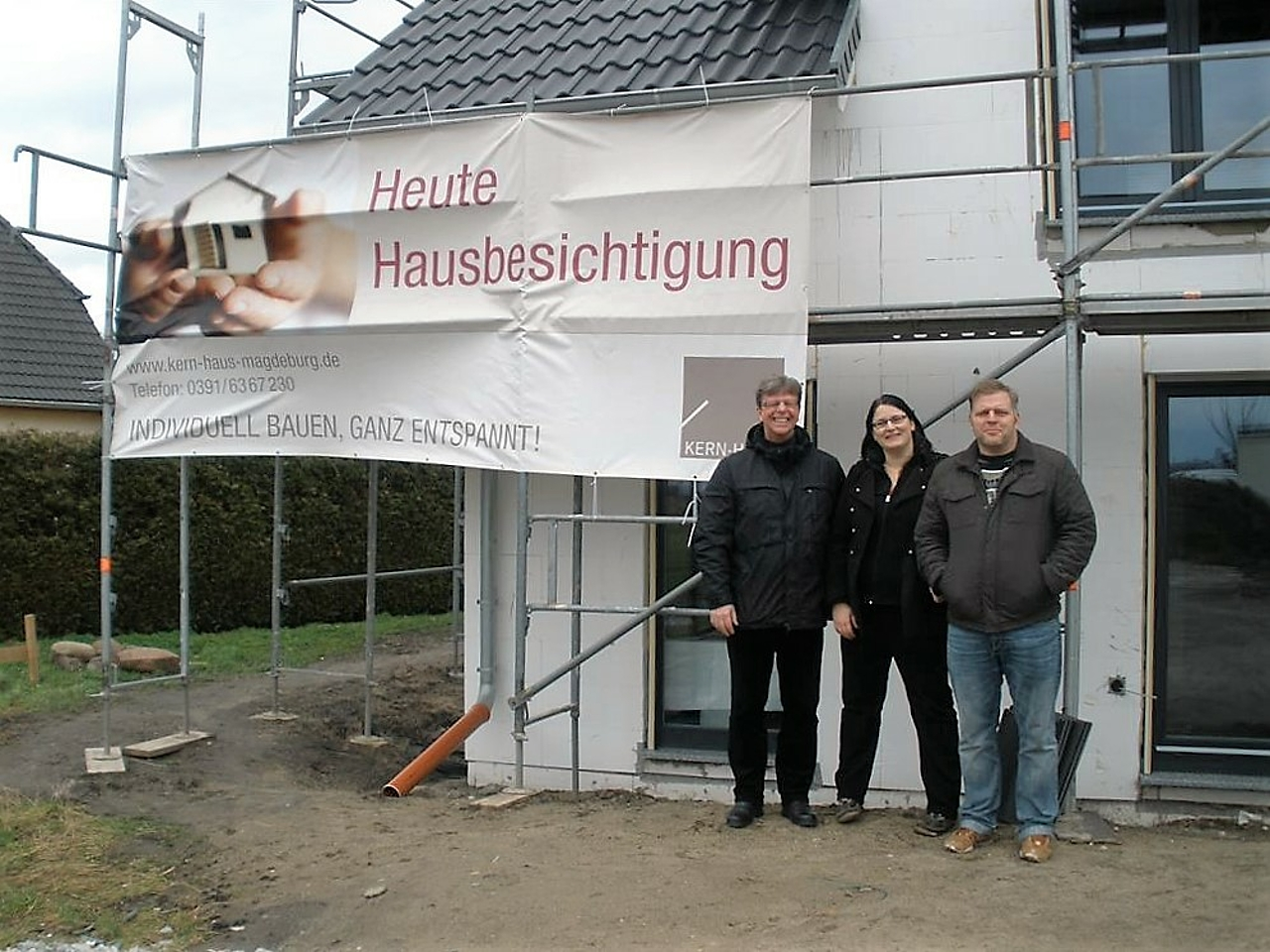 bautagebuch familienhaus mit panoramagaube in elbeu. Black Bedroom Furniture Sets. Home Design Ideas