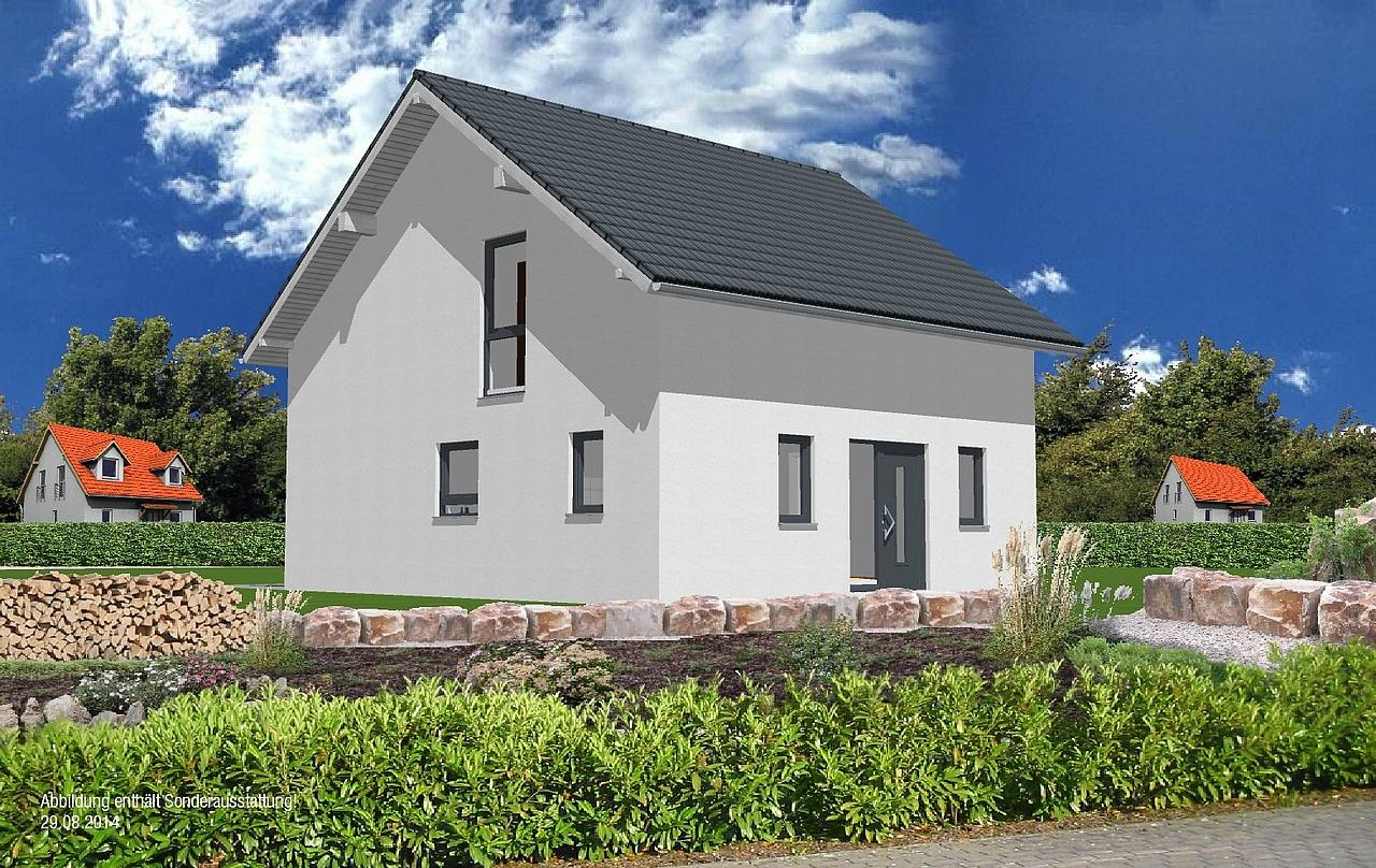 Bautagebuch In Taucha bei Leipzig entsteht das Kern Haus