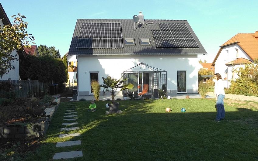 Bautagebuch In Klettbach entsteht ein Traumhaus mit