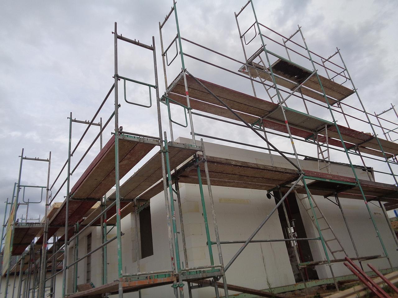 Bautagebuch In Weinheim Rippenweier entsteht das