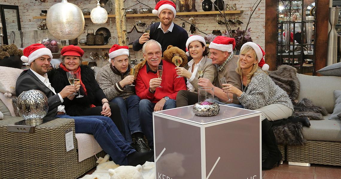 Kern Haus Frohe Weihnachten wünscht Ihnen ihr Kern Haus