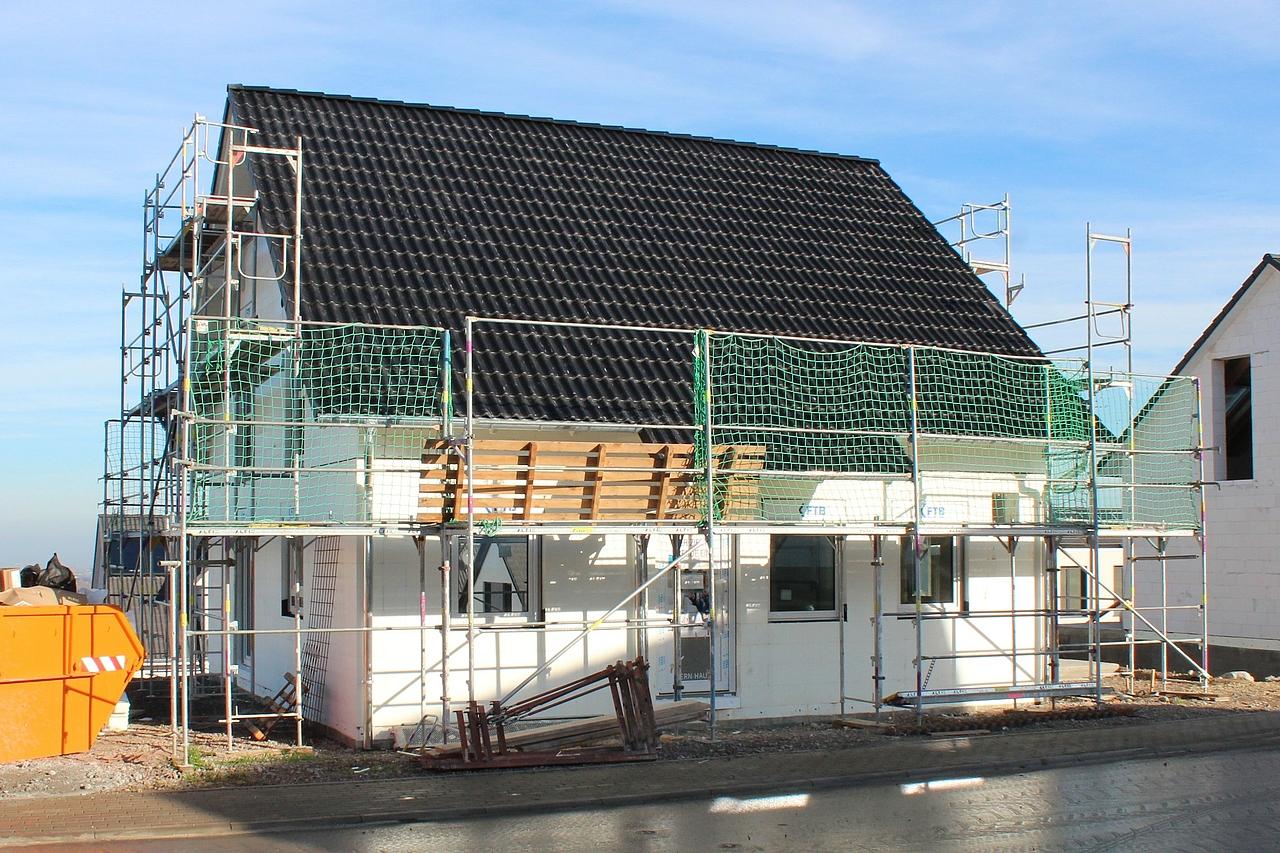 Bautagebuch Ein wahrer Wohntraum entsteht in Erfurt Marbach