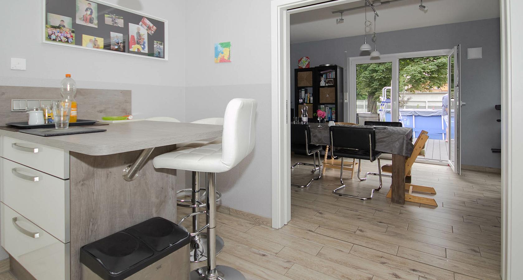 kern haus komfort wird gro geschrieben familienhaus in. Black Bedroom Furniture Sets. Home Design Ideas