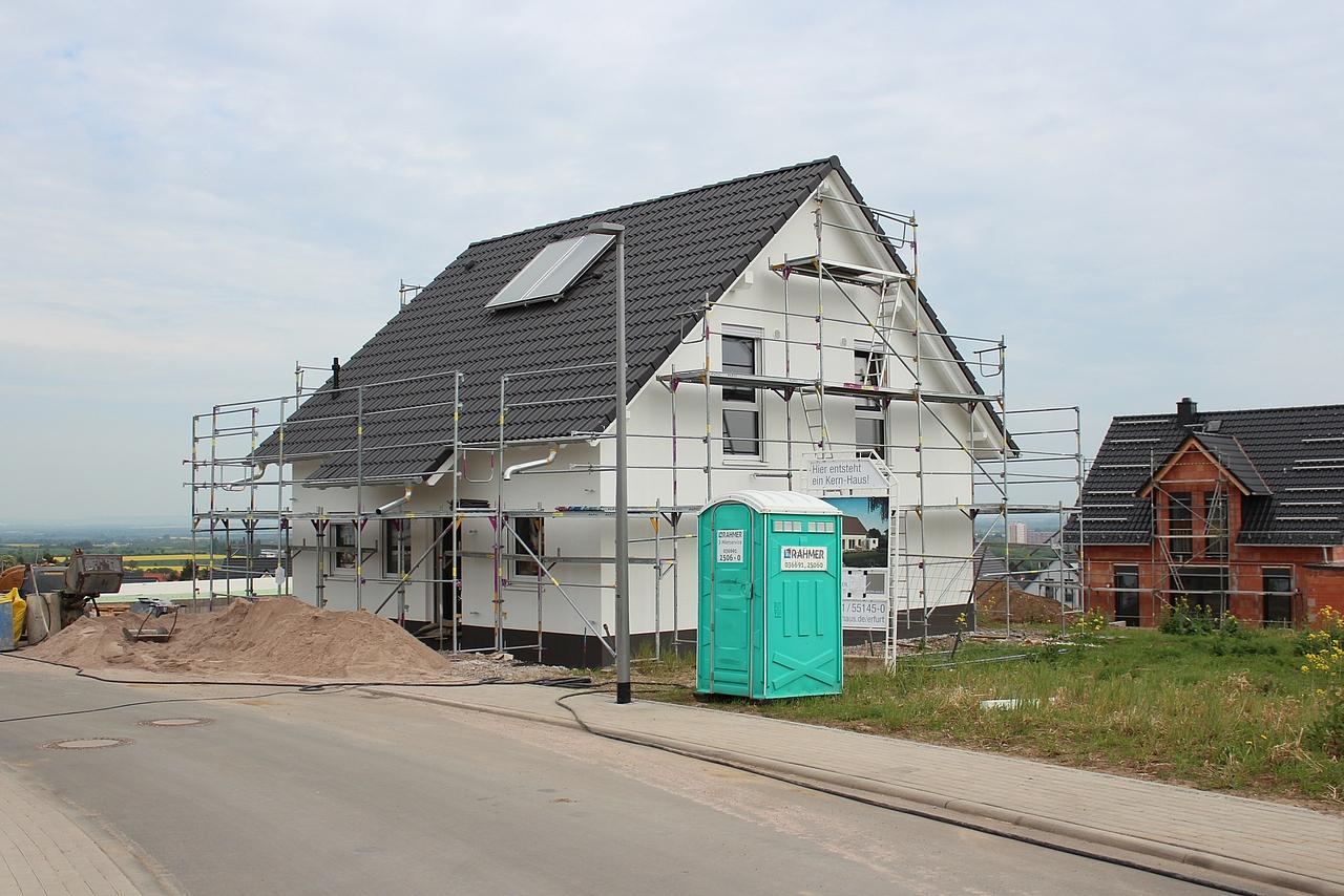 Bautagebuch Charmantes Haus mit optimalem Wohnkomfort