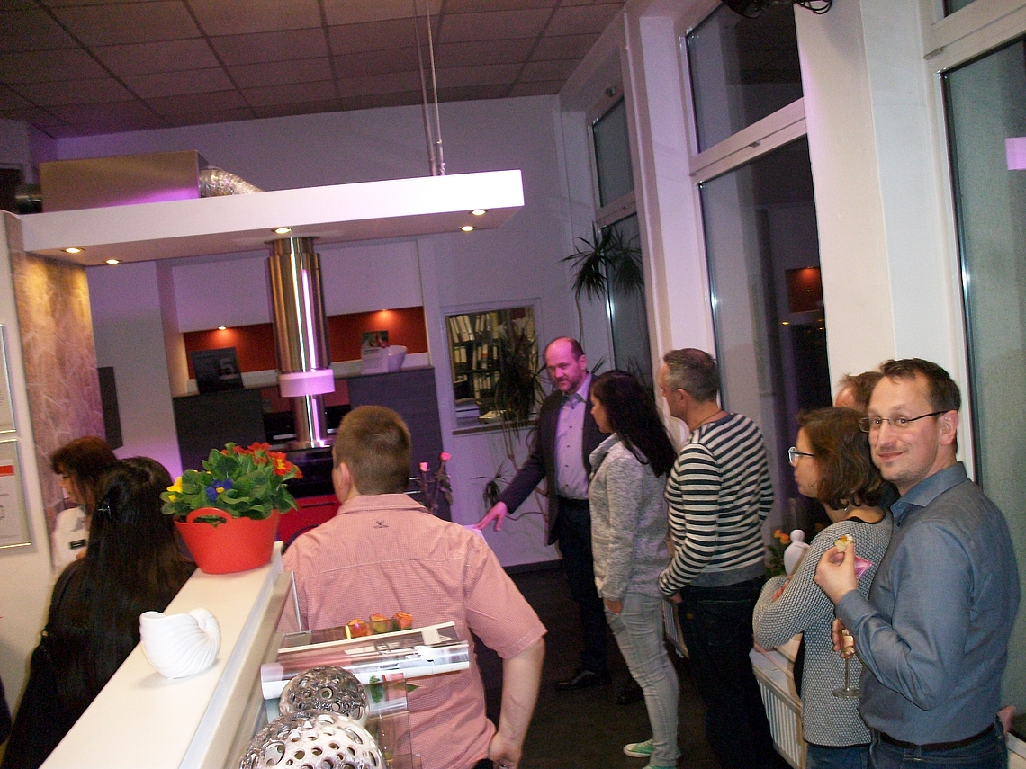 kern haus koch event bei k chen schmidt in erfurt. Black Bedroom Furniture Sets. Home Design Ideas