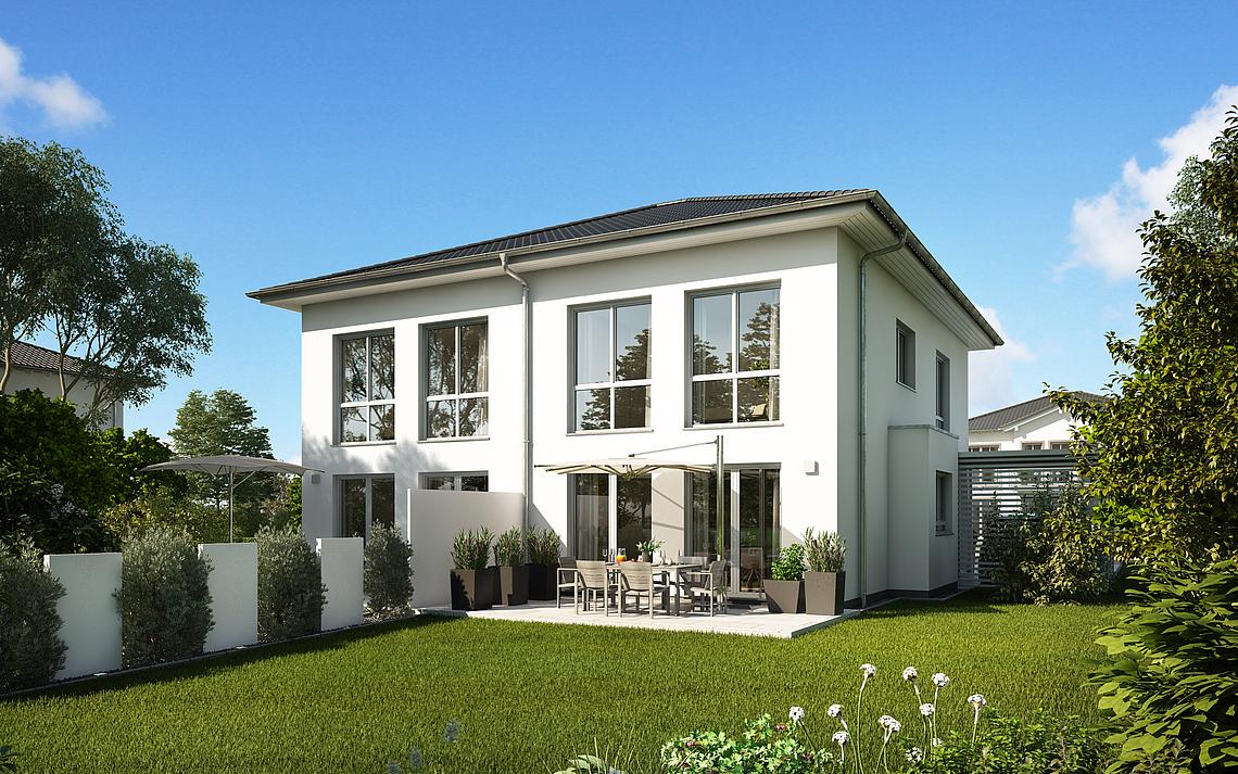 bauqualit t kunde energieeffizientes bauen kern haus. Black Bedroom Furniture Sets. Home Design Ideas