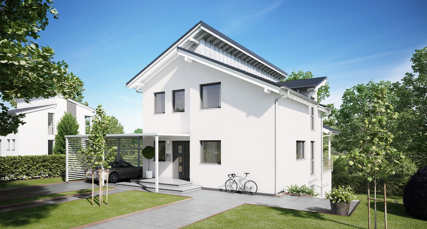 Haus Mit Keller Massivhaus Mit Keller Bauen Kern Haus