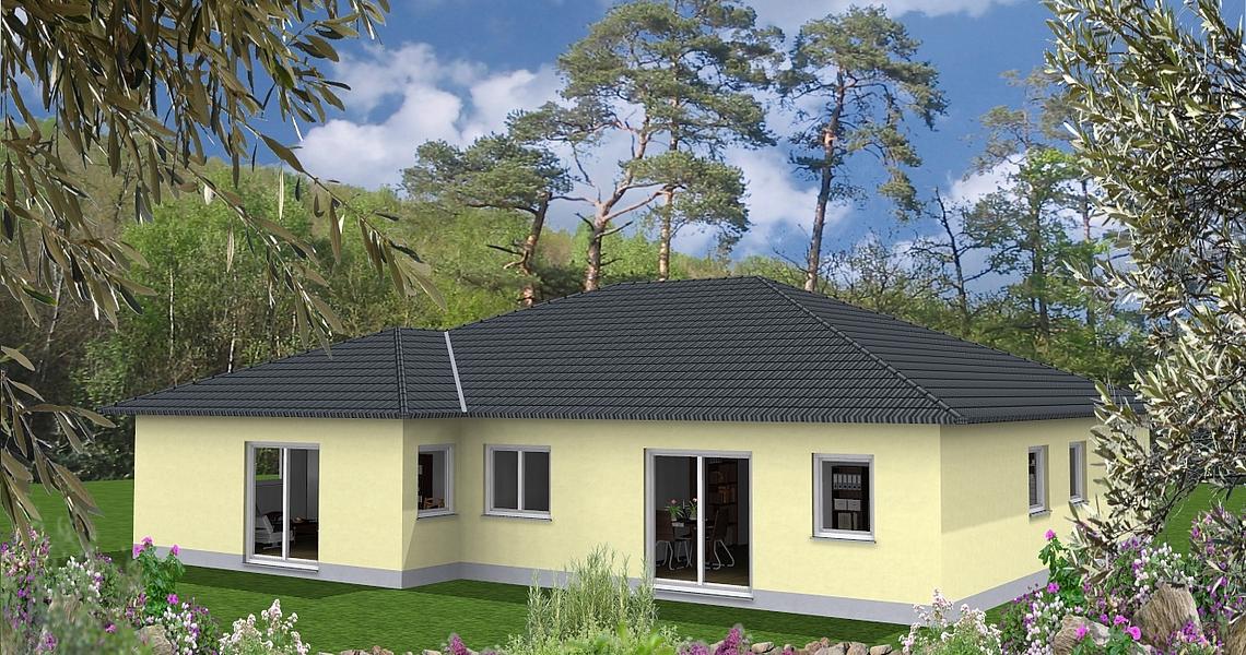Kern Haus Ein Traumhaus für 3 Generationen