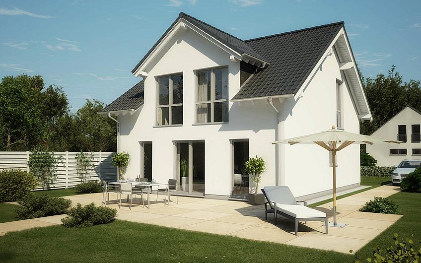 Bautagebuch klassisch und modern haus komfort in lahnstein for Haus klassisch modern