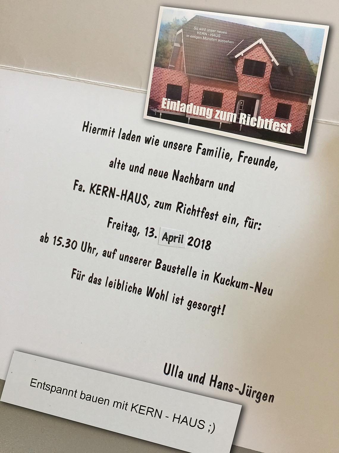 Einladung nachbarn kennenlernen text