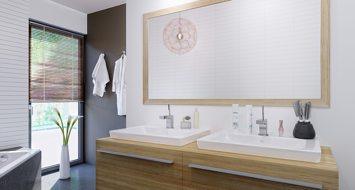 Innenausstattung haus badezimmer  Badezimmer | Bad mit Wanne | Bad mit Dusche