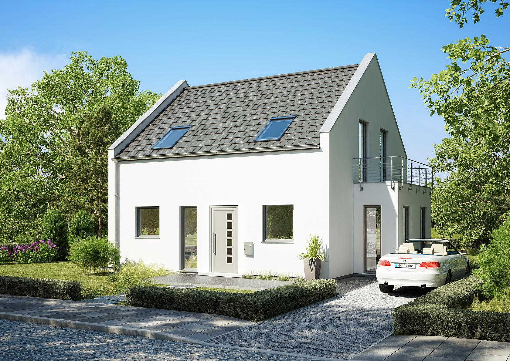 Familienhaus Esprit Trendline Mehr Platz Durch Zwei Erker