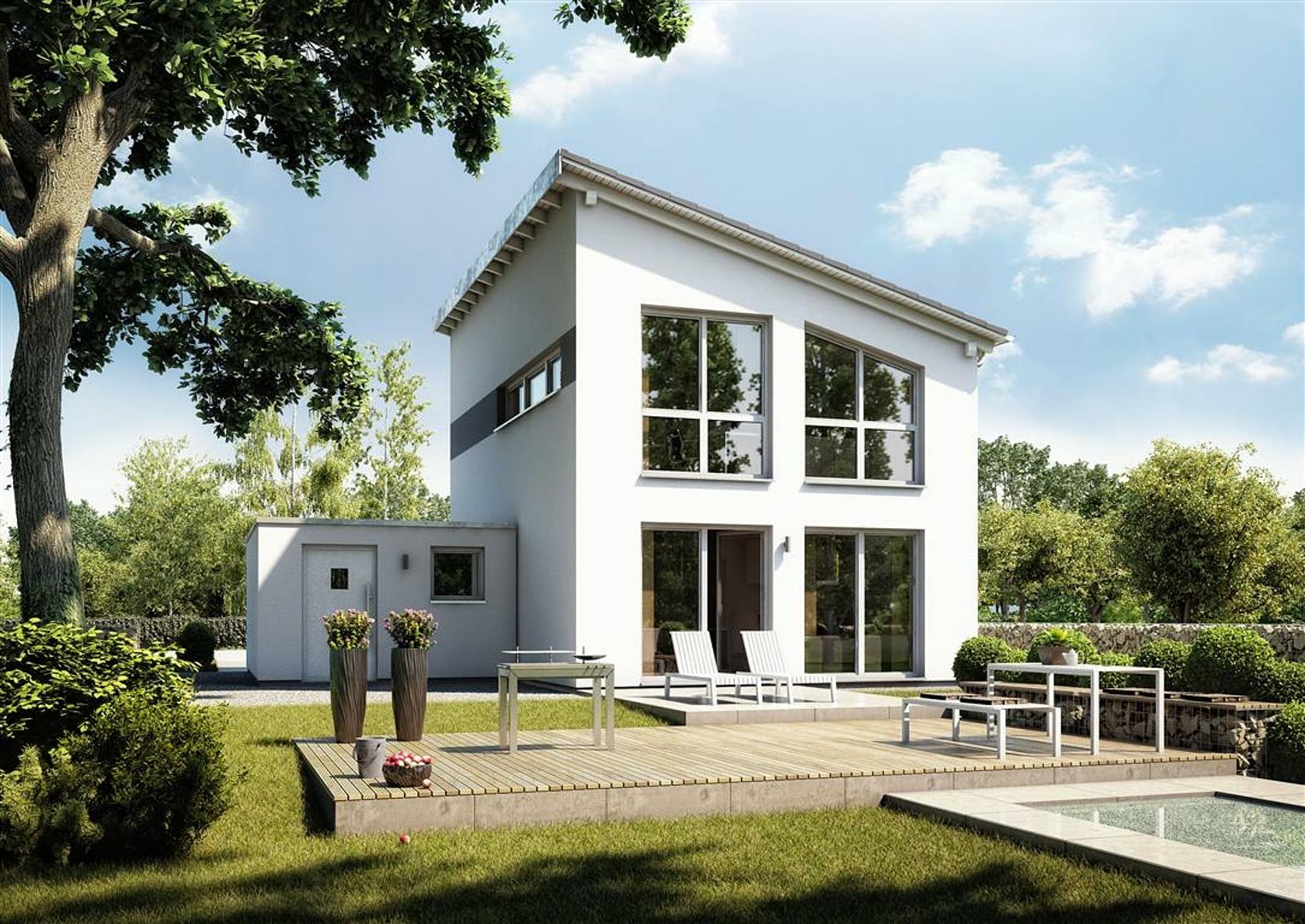Singlehaus One Von Kern Haus Haus Statt Eigentumswohnung