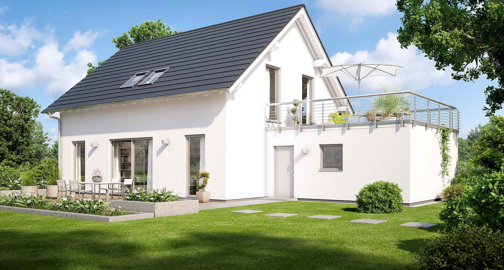 Ihr Massivhaus Mit Garage Kern Haus