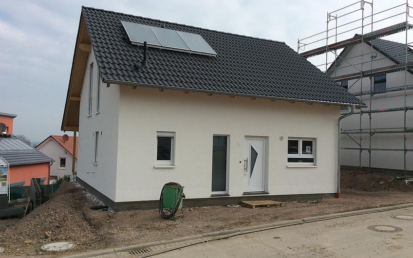 Bautagebuch Ein beliebtes Familienhaus in schöner Wohnlage