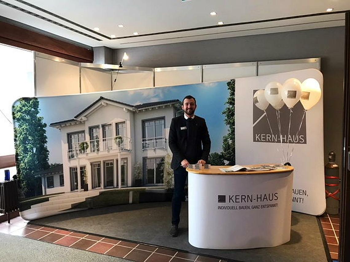 Kern Haus Messe Bauplus 2018 In Biberach