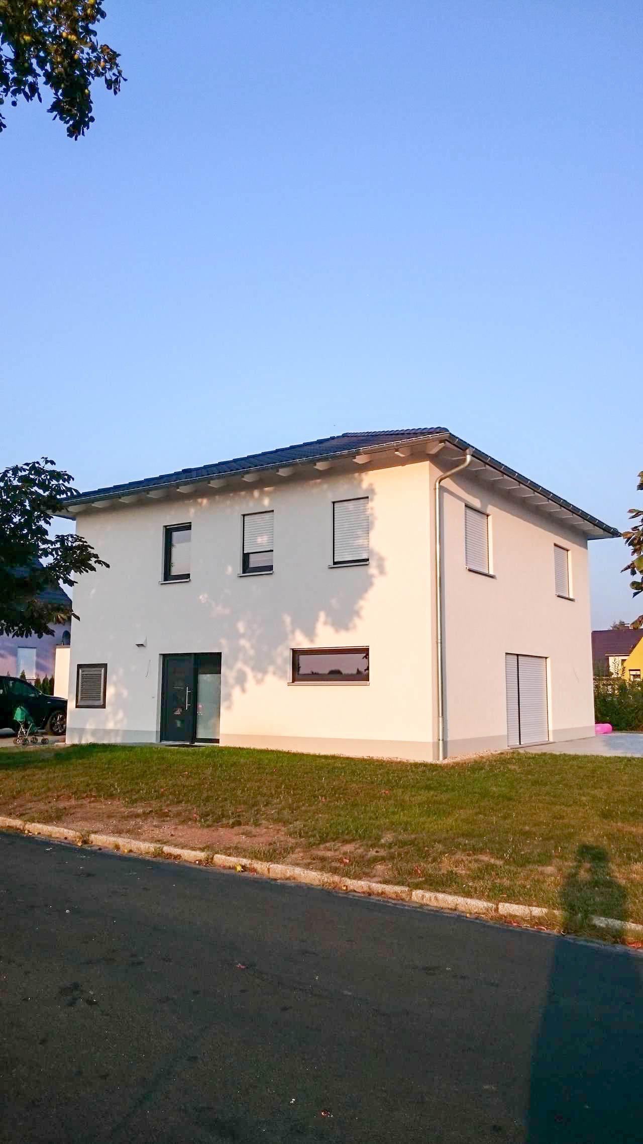 Bautagebuch Schkeuditz Stadtvilla Centro für hohen