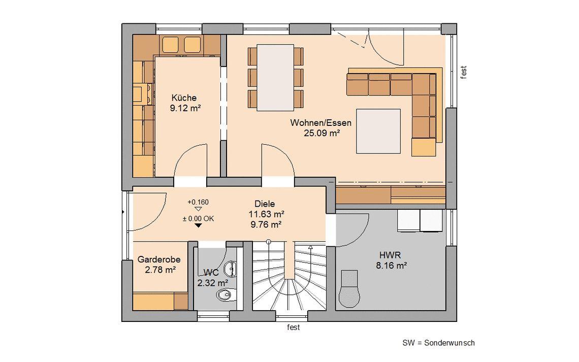 Grundriss | Grundriss Haus