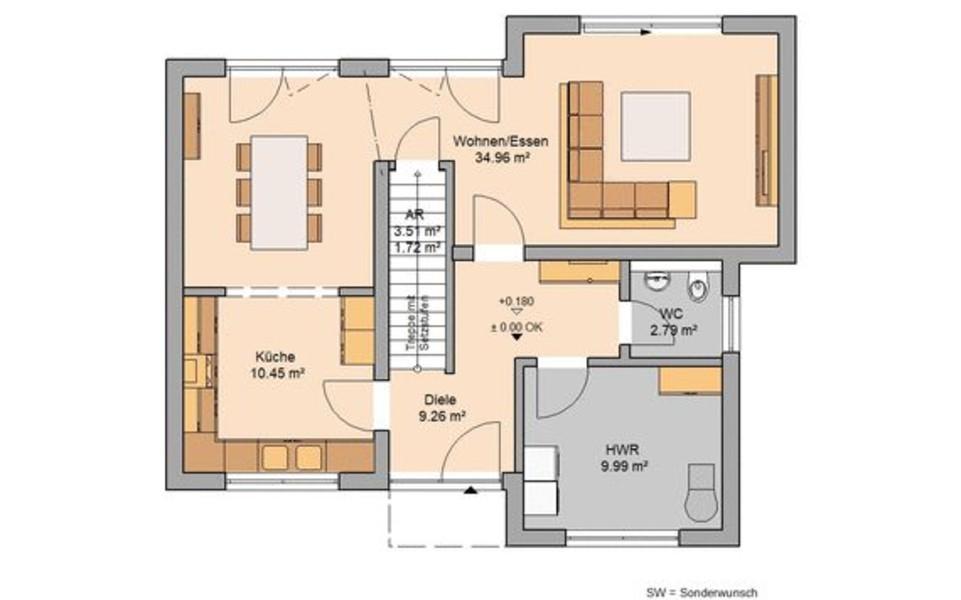 Bauhaus bauen - Ihr Haus im Bauhausstil | Kern-Haus