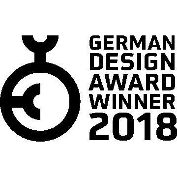 Logo German Design Award 2018