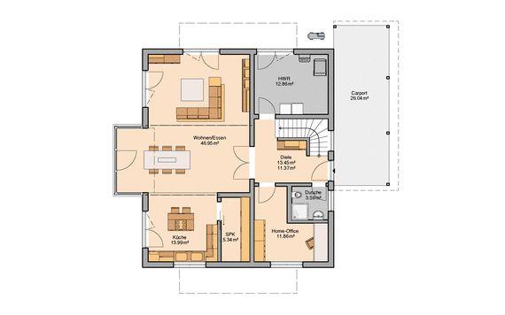 Einfamilienhaus Bauen Grosste Auswahl An