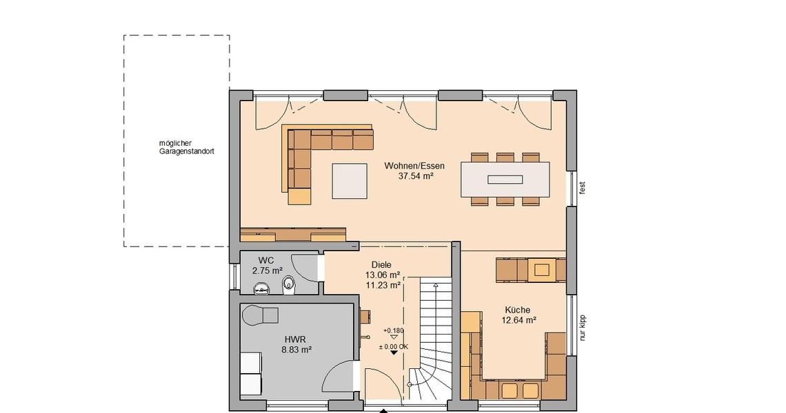 Einfamilienhaus Trend Modern Und Zeitlos Zugleich