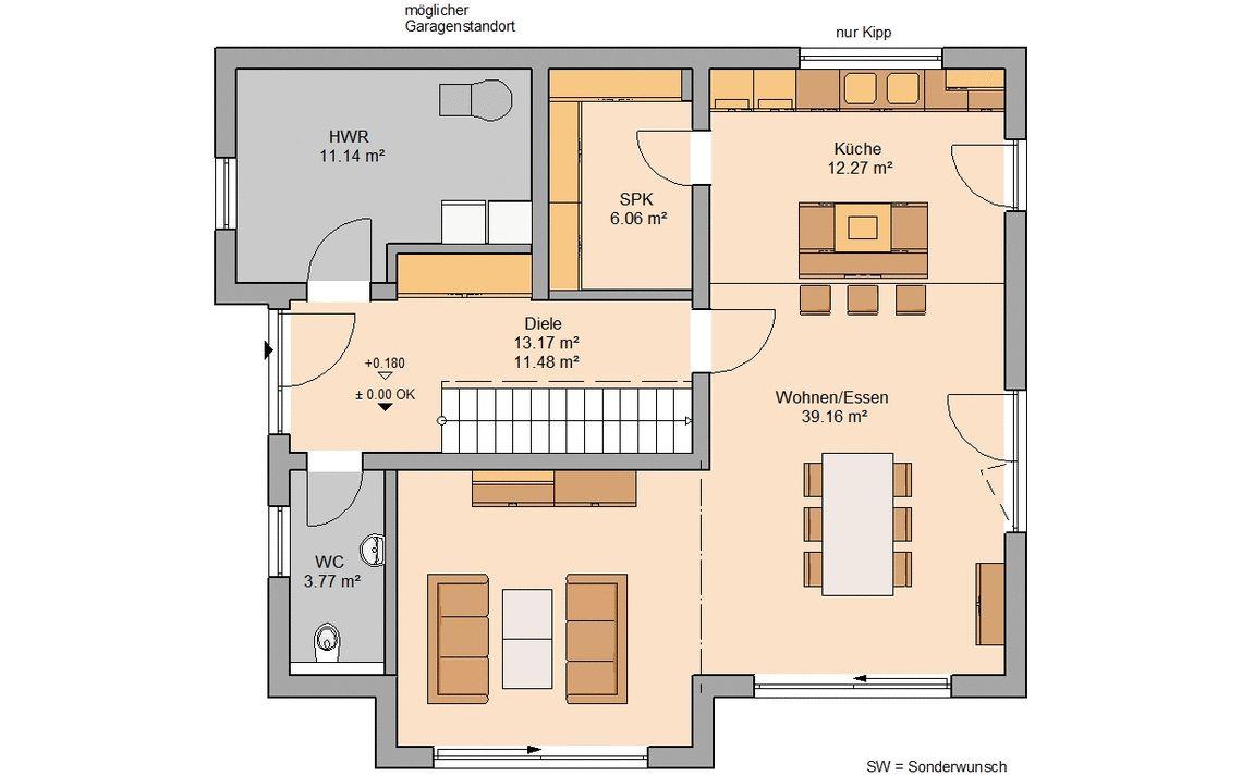 Grundrisse Fur Das Esszimmer Passende Wohnideen Fur Ihr Haus