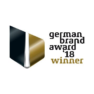 Logo german brand award 2018