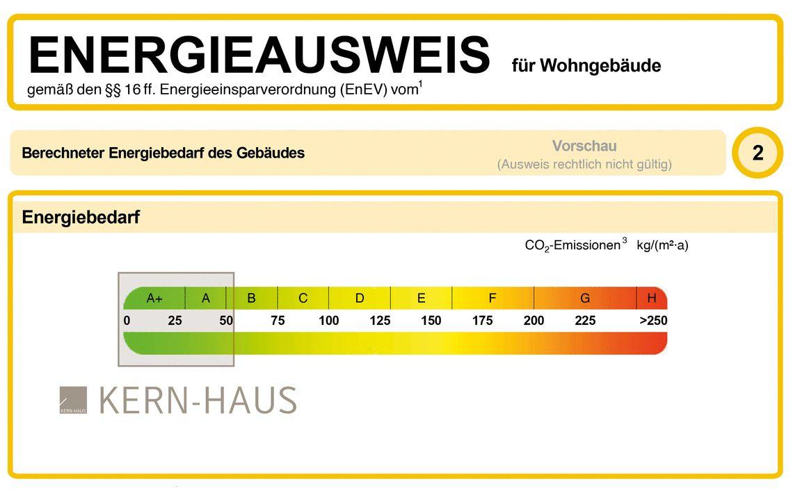 Spezialisiert Auf Energieeffizienz Enev Kfw Kern Haus